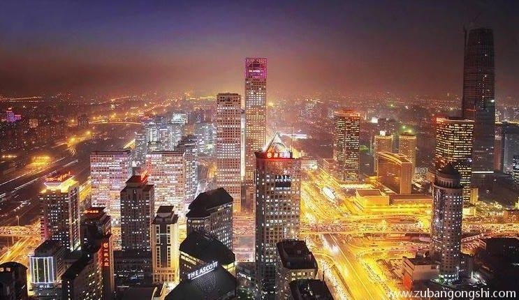 北京辦公樓租賃之北京中心正式對外開放
