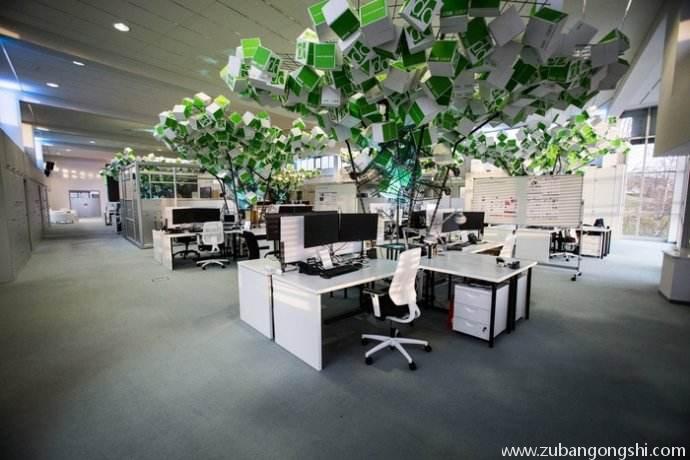 如何打造适合企业自己的创意办公室?